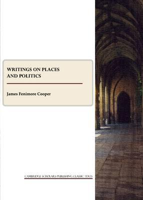 Writings on Places and Politics Cover Image