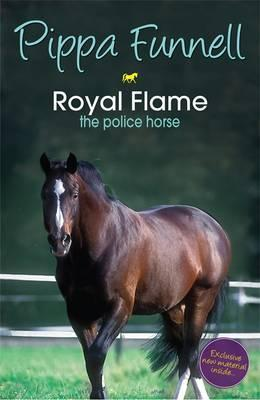 Tilly's Pony Tails: Royal Flame the Police Horse
