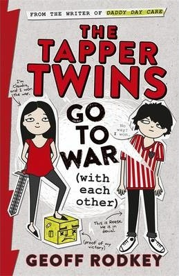 The Tapper Twins Go to War (with Each Other)
