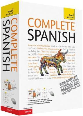 Complete Spanish (Learn Spanish with Teach Yourself) : Juan Kattan