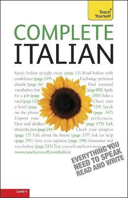 Learning Italian at Home: Five Tips