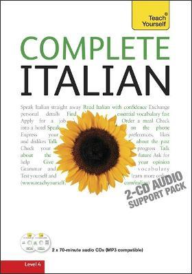 Teach Yourself Italian Book//CD Pack