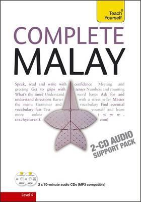 Complete Malay Beginner to Intermediate Book and Audio Course