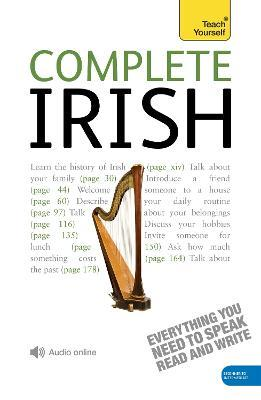 Complete Irish Beginner to Intermediate Book and Audio Course