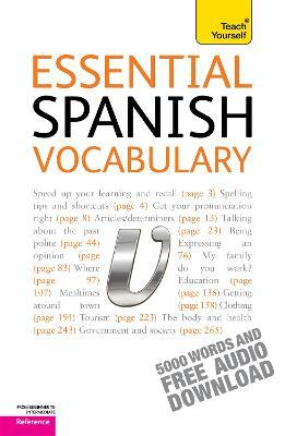 Essential spanish vocabulary teach yourself mike zollo essential spanish vocabulary teach yourself solutioingenieria Images