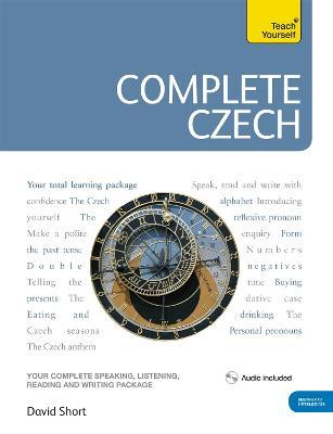 Complete Czech Beginner to Intermediate Course : (Book and audio support)