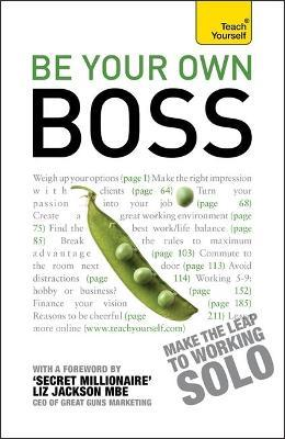 Be Your Own Boss  How to start doing what you love a guide to being a successful solo enterpreneur