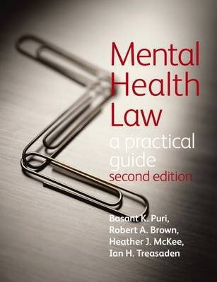 Mental Health Law: A Practical Guide