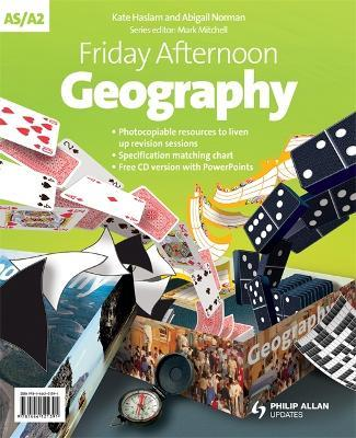 Friday Afternoon Geography A Level Resource Pack CD