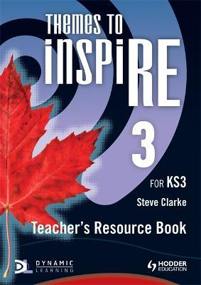 Themes to InspiRE for KS3 Teacher's Resource Book 3