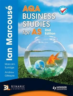 AQA Business Studies for AS