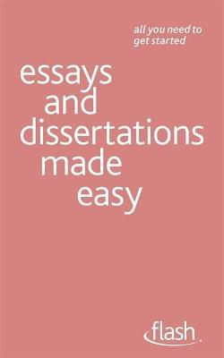essays and dissertations made easy flash hazel hutchison  essays and dissertations made easy flash
