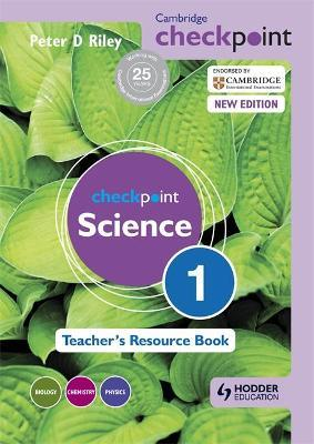 Cambridge Checkpoint Science Students Book 1