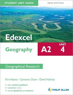 Edexcel A2 Geography Student Unit Guide New Edition: Unit 4 ...