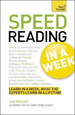 Speed Reading In A Week : How To Speed Read In Seven Simple Steps