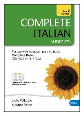 Complete Italian (Learn Italian with Teach Yourself) : Audio Support: New edition