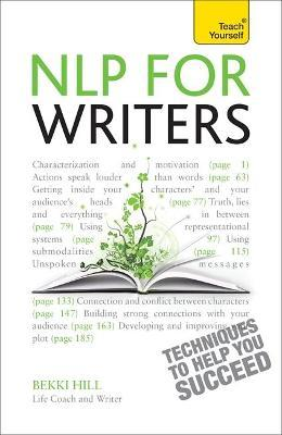 NLP For Writers : Techniques to Help You Succeed