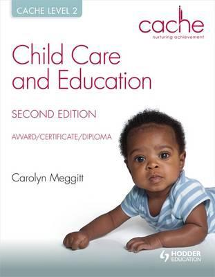 cache level 2 child care and education award certificate diploma