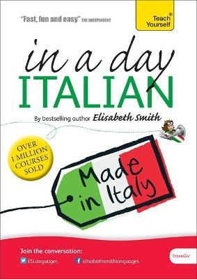 Teach Yourself Italian Book