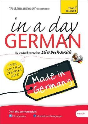 how to teach yourself to speak german