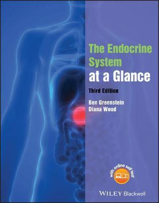 The Endocrine System at a Glance : Ben Greenstein : 9781444332155