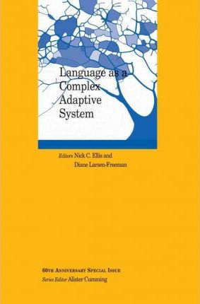 Language as a Complex Adaptive System