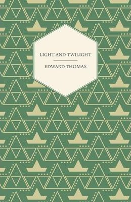 Light And Twilight Cover Image