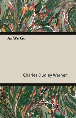 As We Go Cover Image