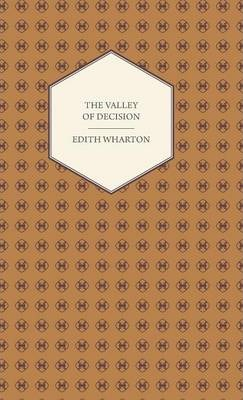 The Valley Of Decision - A Novel Cover Image