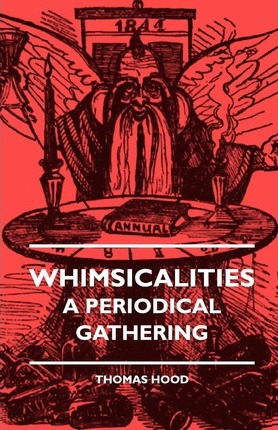 Whimsicalities - A Periodical Gathering Cover Image