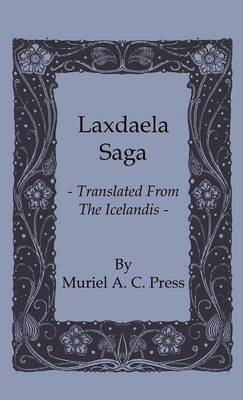 Laxdaela Saga - Translated From The Icelandis Cover Image