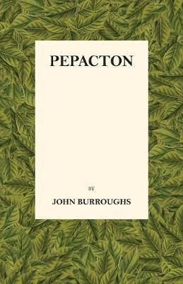 Pepacton Cover Image
