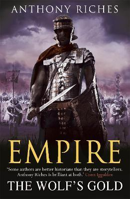 The Wolf's Gold: Empire V Cover Image