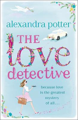 The Love Detective Cover Image