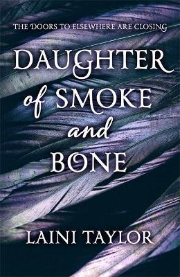 Image result for daughter of smoke and bone uk cover