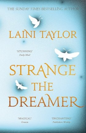 Image result for strange the dreamer book