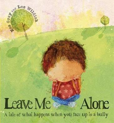 Image result for leave me alone book