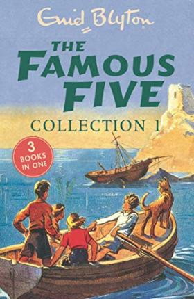 The Famous Five Collection 1: Books 1-3