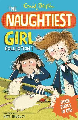 The Naughtiest Girl Collection 1 Cover Image