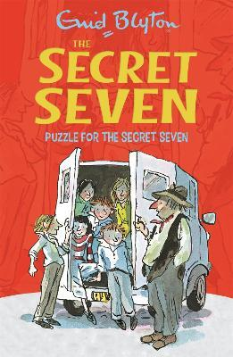 Secret Seven: Puzzle For The Secret Seven