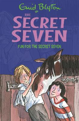 Secret Seven: Fun For The Secret Seven