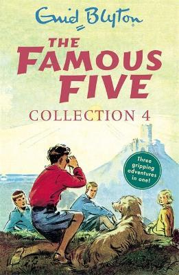 The Famous Five Collection 4 : Enid Blyton : 9781444935165