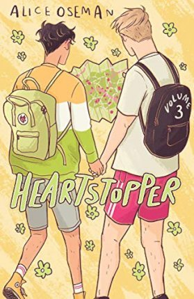Heartstopper Volume Three Cover Image