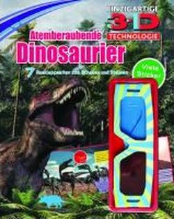 Dinosaurier 3-D Sticker
