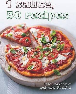 1 = 50! - 1 Sauce 50 Dishes
