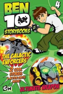 The Galactic Enforcers & Ultimate Weapon