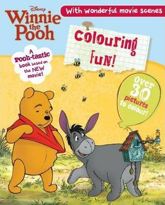 Winnie the Pooh the Movie - Colouring
