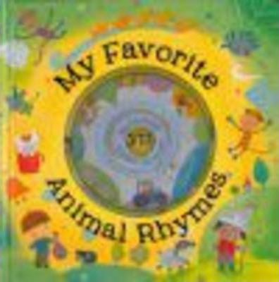 My Favourite Animal Rhymes