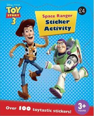 Disney Toy Story Sticker Activity