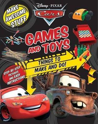 Cars Craft Book - Games and Toys
